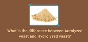 What is the difference between Autolyzed yeast and Hydrolyzed yeast