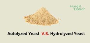 Autolyzed Yeast V.S. Hydrolyzed Yeast
